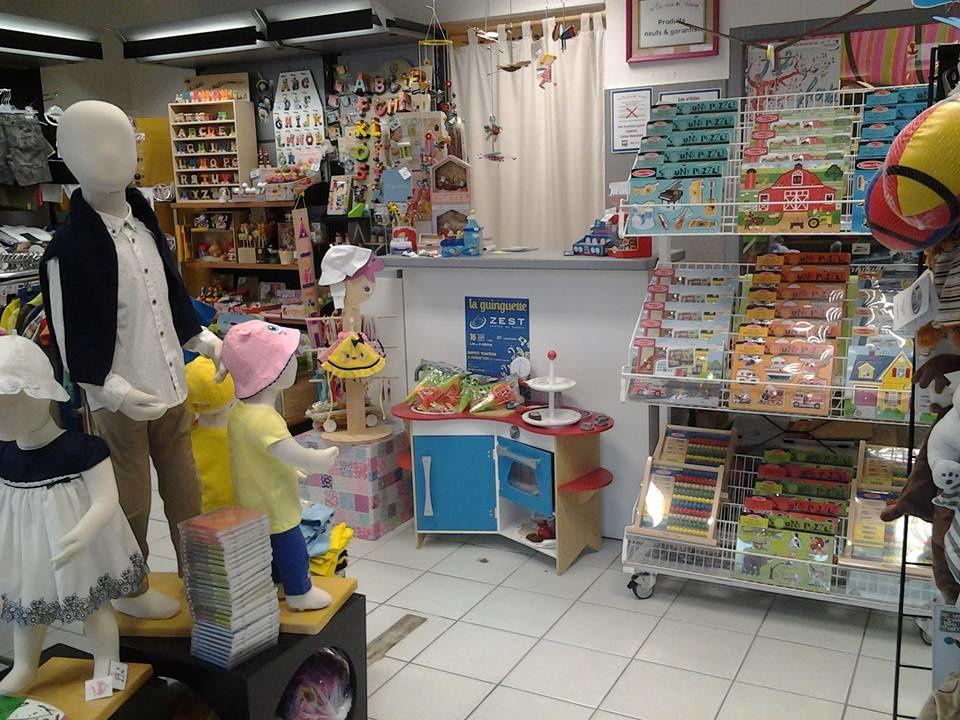 Une petite visite du magasin en image.