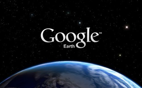 Google Earth Géocaching