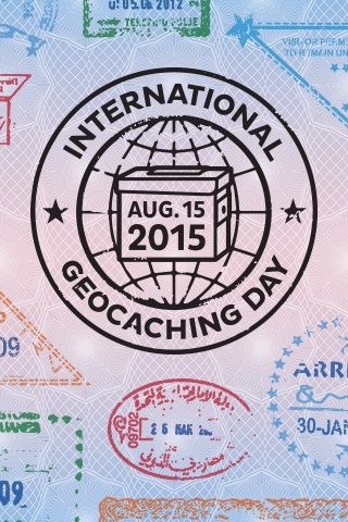 Le Geocaching Day 2015