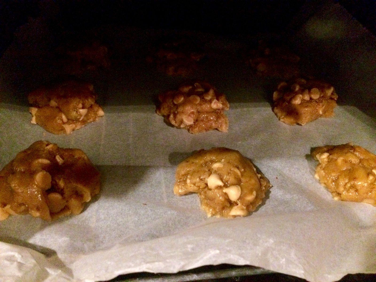 cookies moelleux au beurre de cacahu te les gourmandises. Black Bedroom Furniture Sets. Home Design Ideas