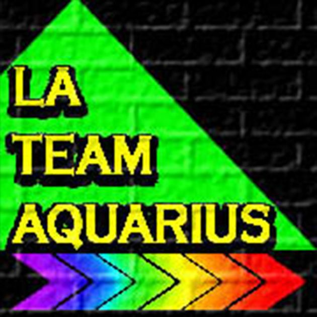 What is #LaTeamAquarius ?