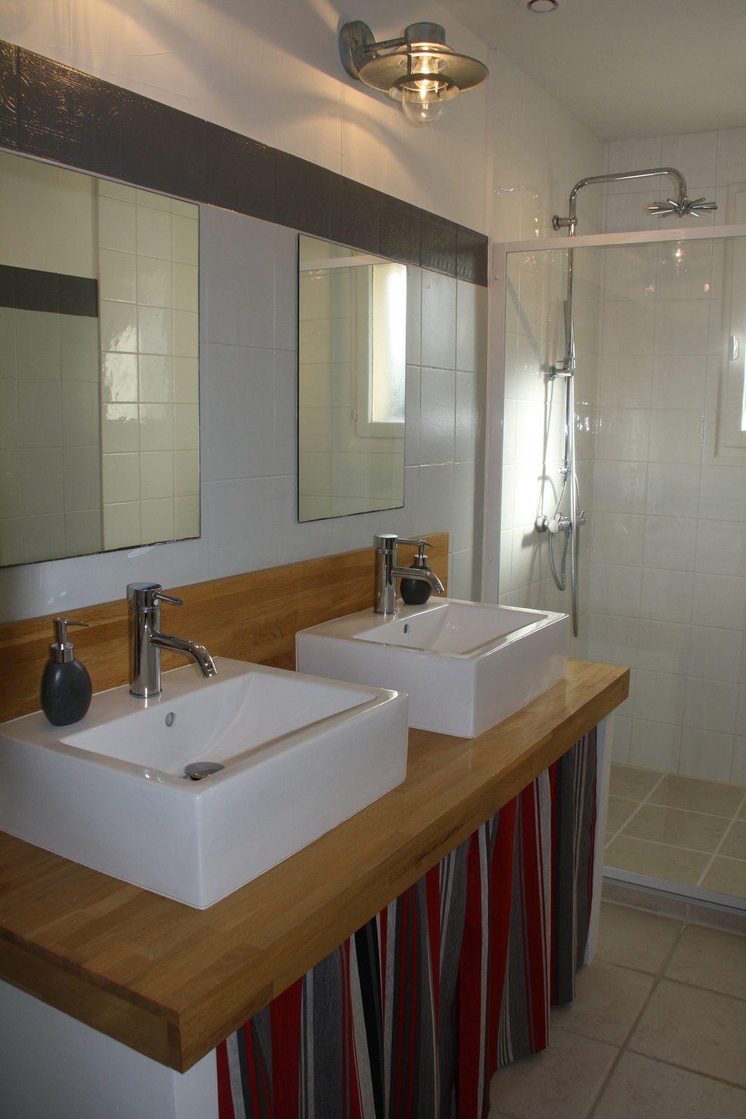 Rafra chissement d 39 une salle de bain et d 39 un wc atelier 12 23 - Cout d une salle de bain ...