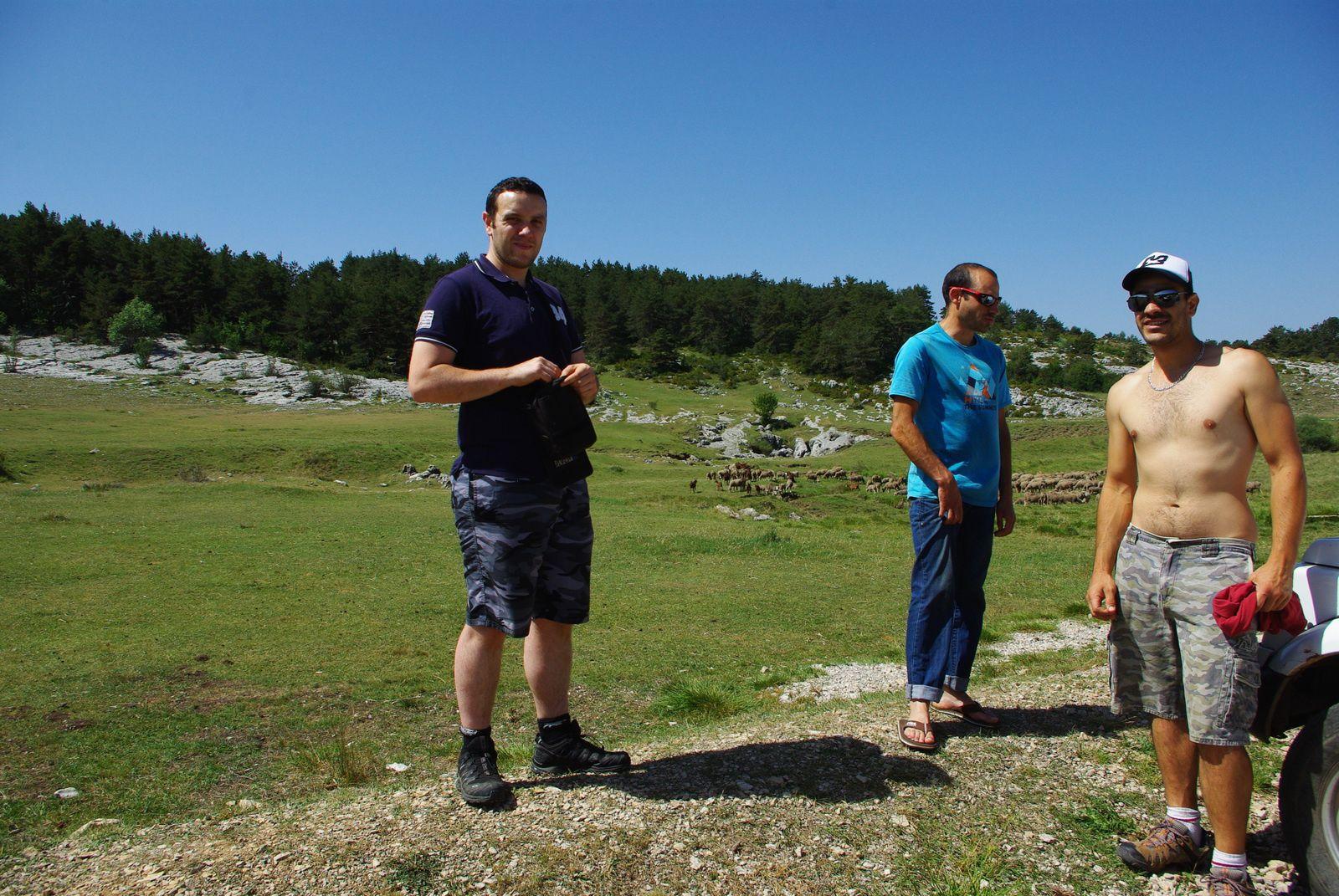 Pentecôte : Interclub dans les Alpes Maritimes