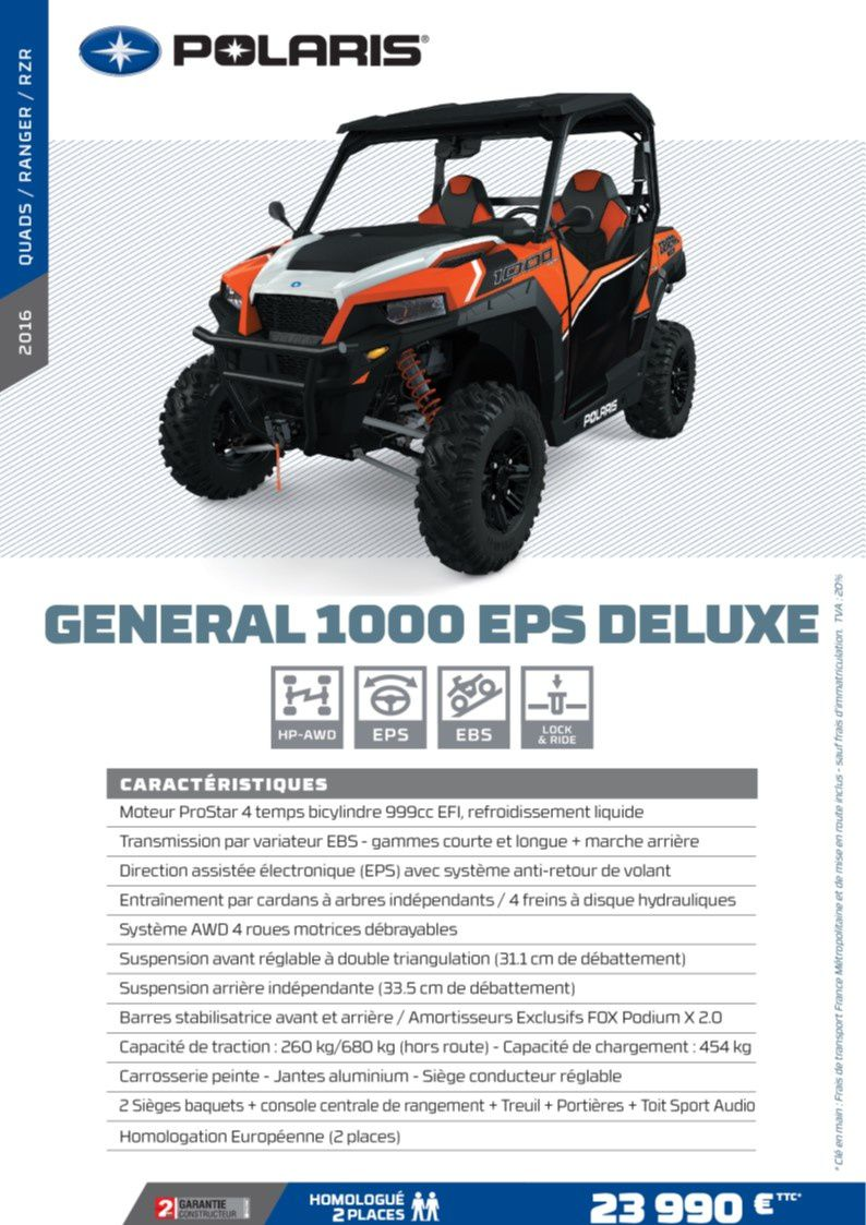 polaris general 1000 xp polaris quad action quadaction 38