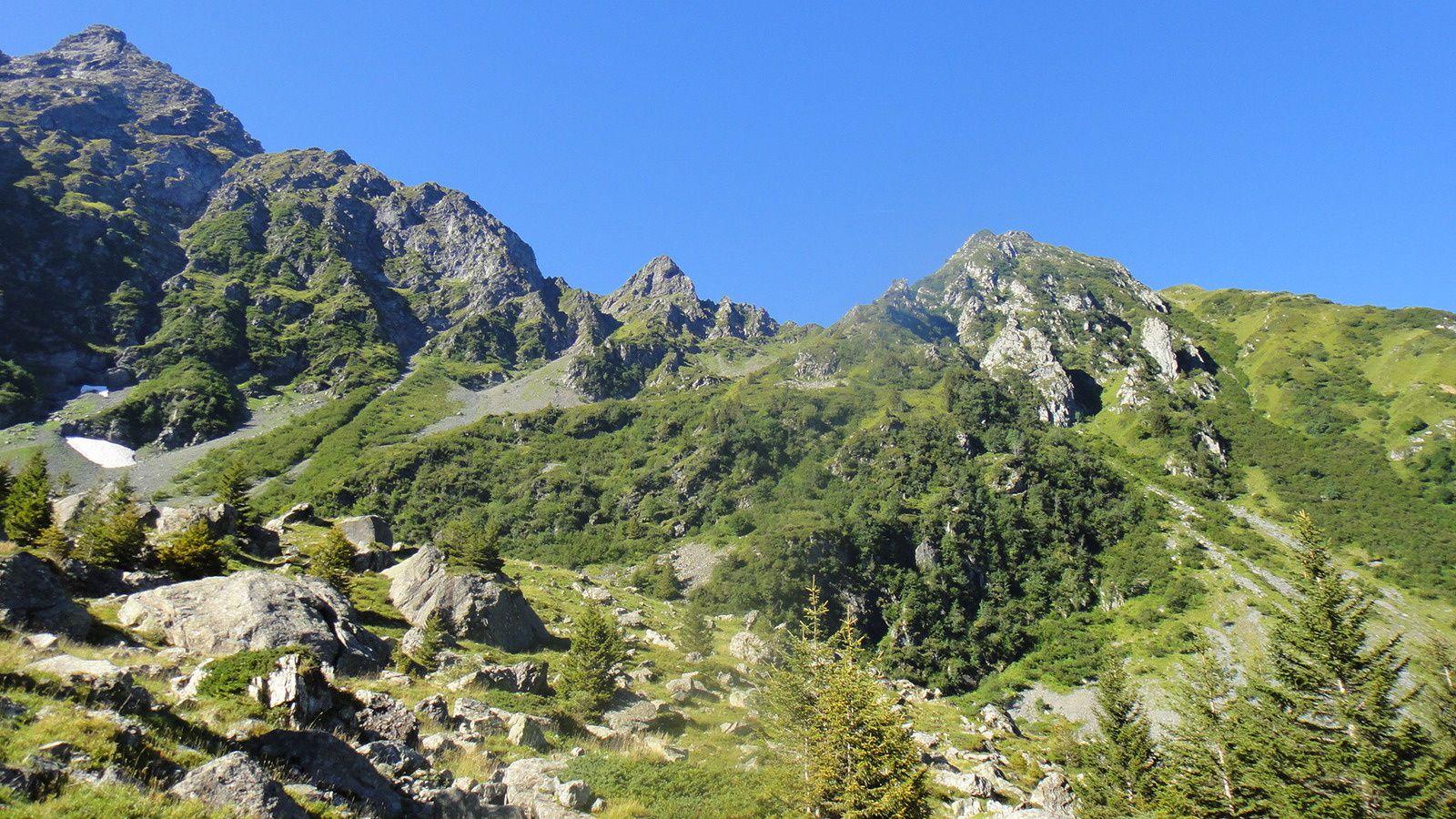 Pointe de la Sitre (2195m)