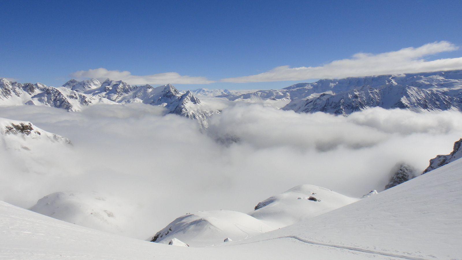 Brèche de Roche Fendue (2445m)