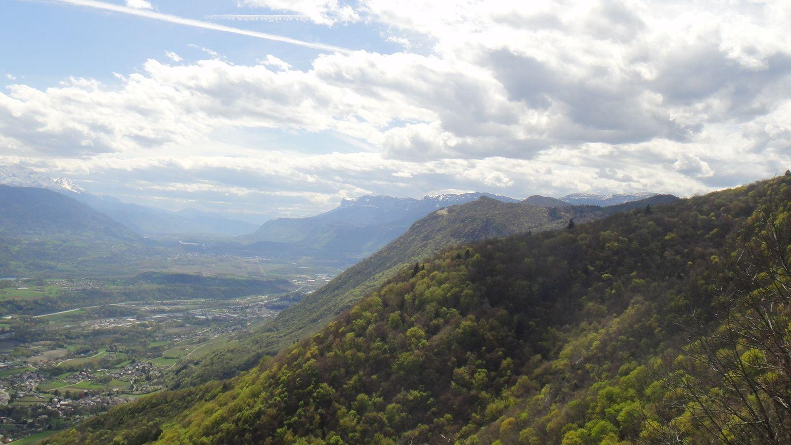 Mont Charvet (1572m), depuis Cruet
