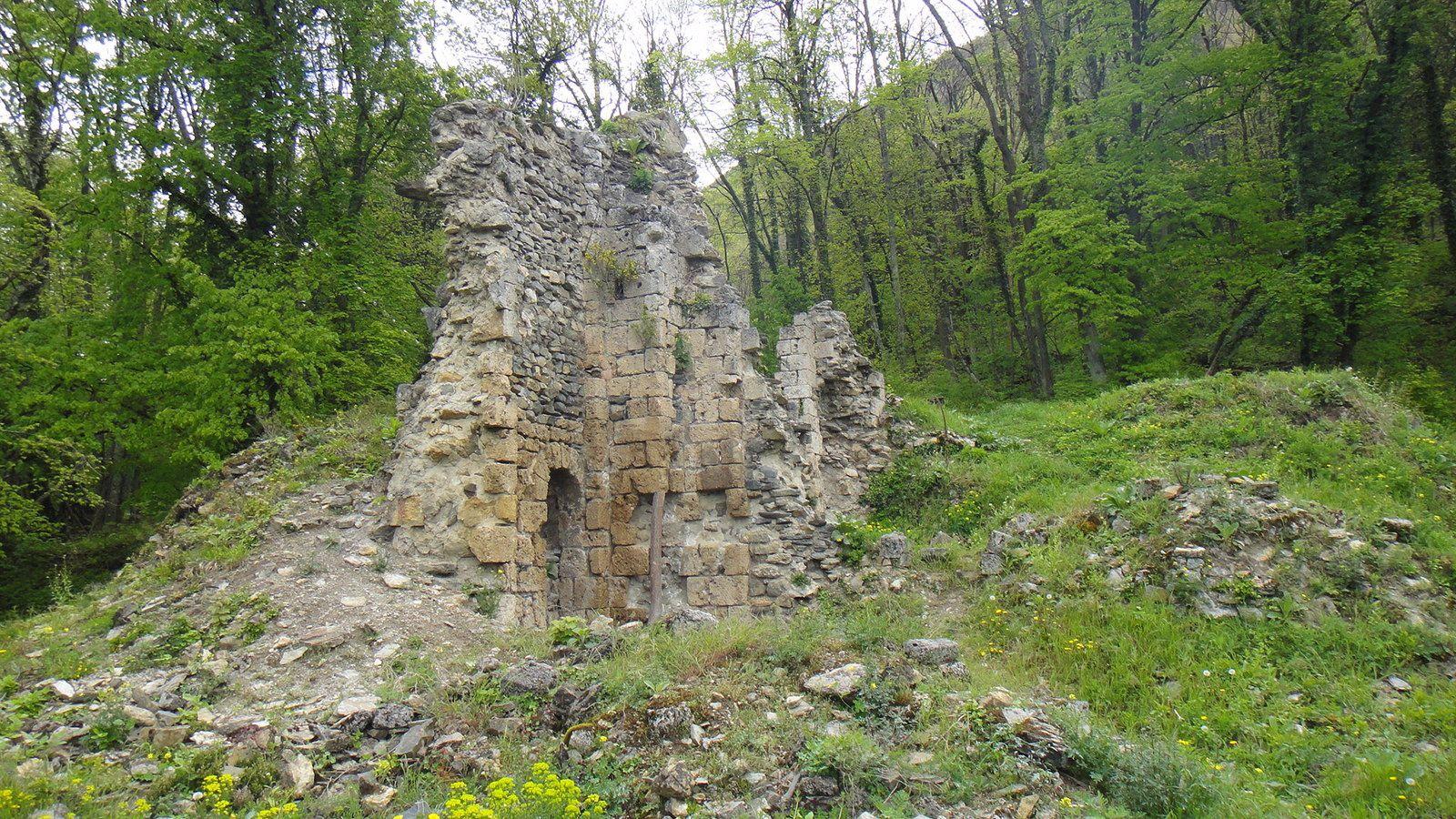 Beauplat (1269m), depuis St Sauveur