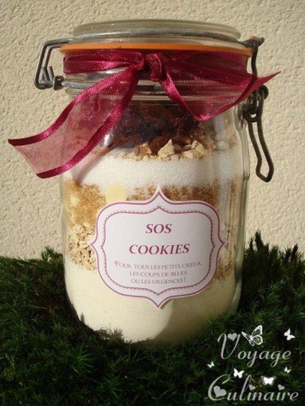 SOS Cookies à utiliser en cas de gourmandise extrême