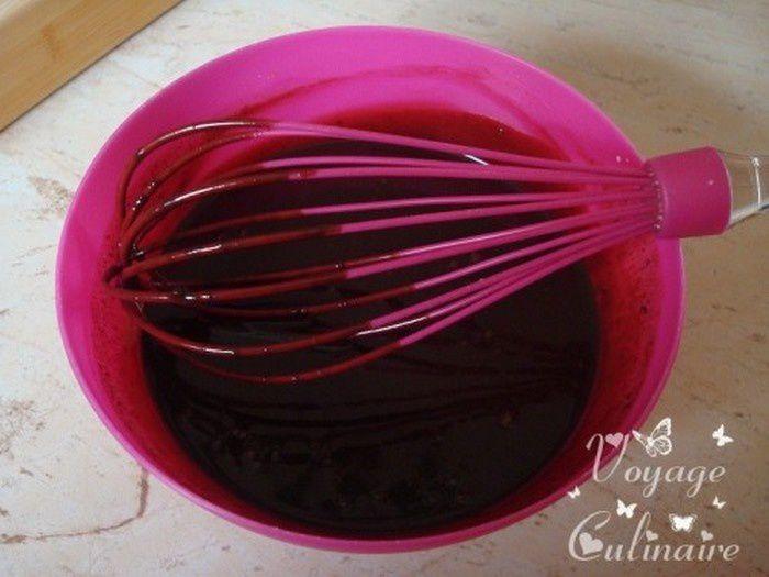 Push Cake menthe chocolat et quatre-quarts Ker Cadélac
