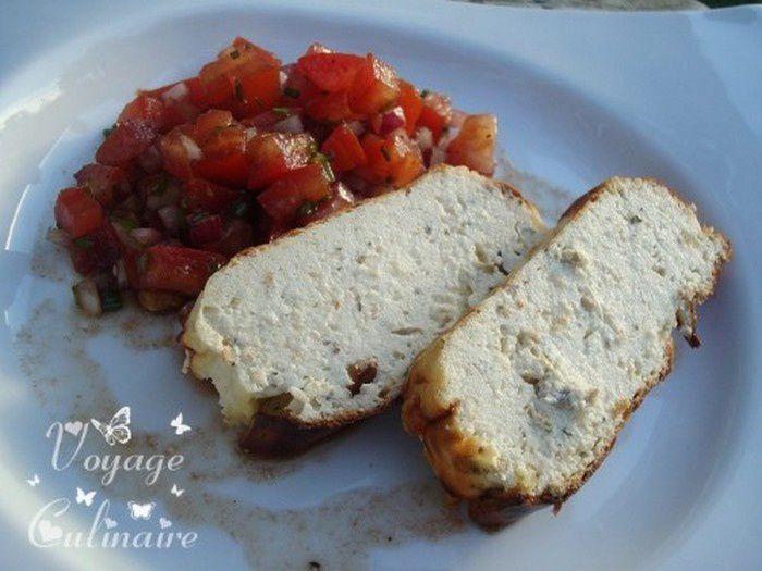 terrine de ricotta aux olives