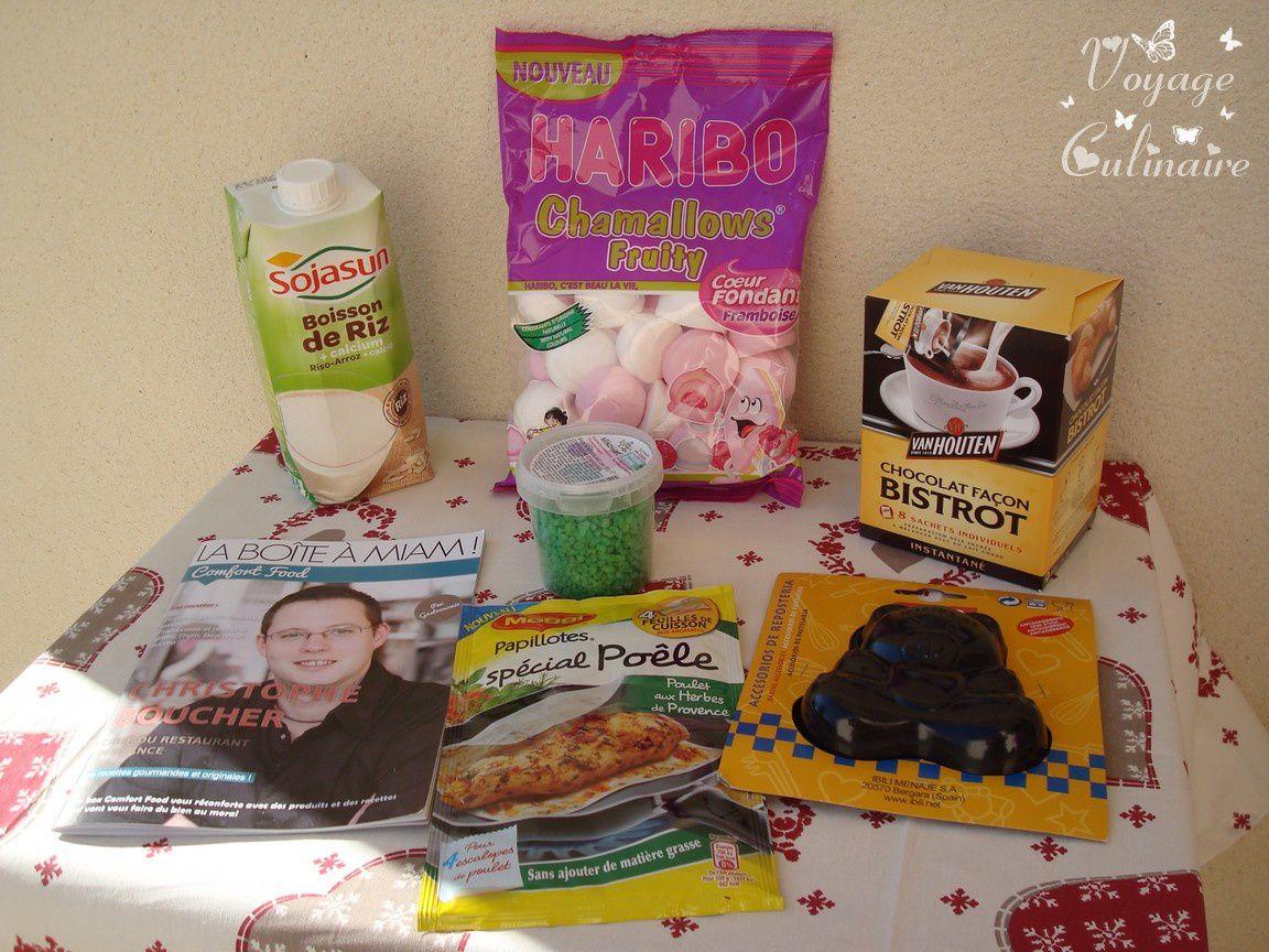Gastronomiz, une miam box &quot&#x3B;Comfort food&quot&#x3B; pour le mois de Mars