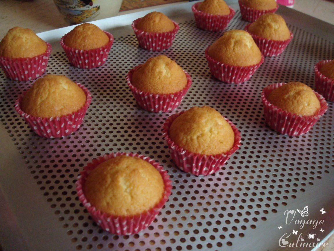 Envolée de cupcakes papillons pour Octobre rose