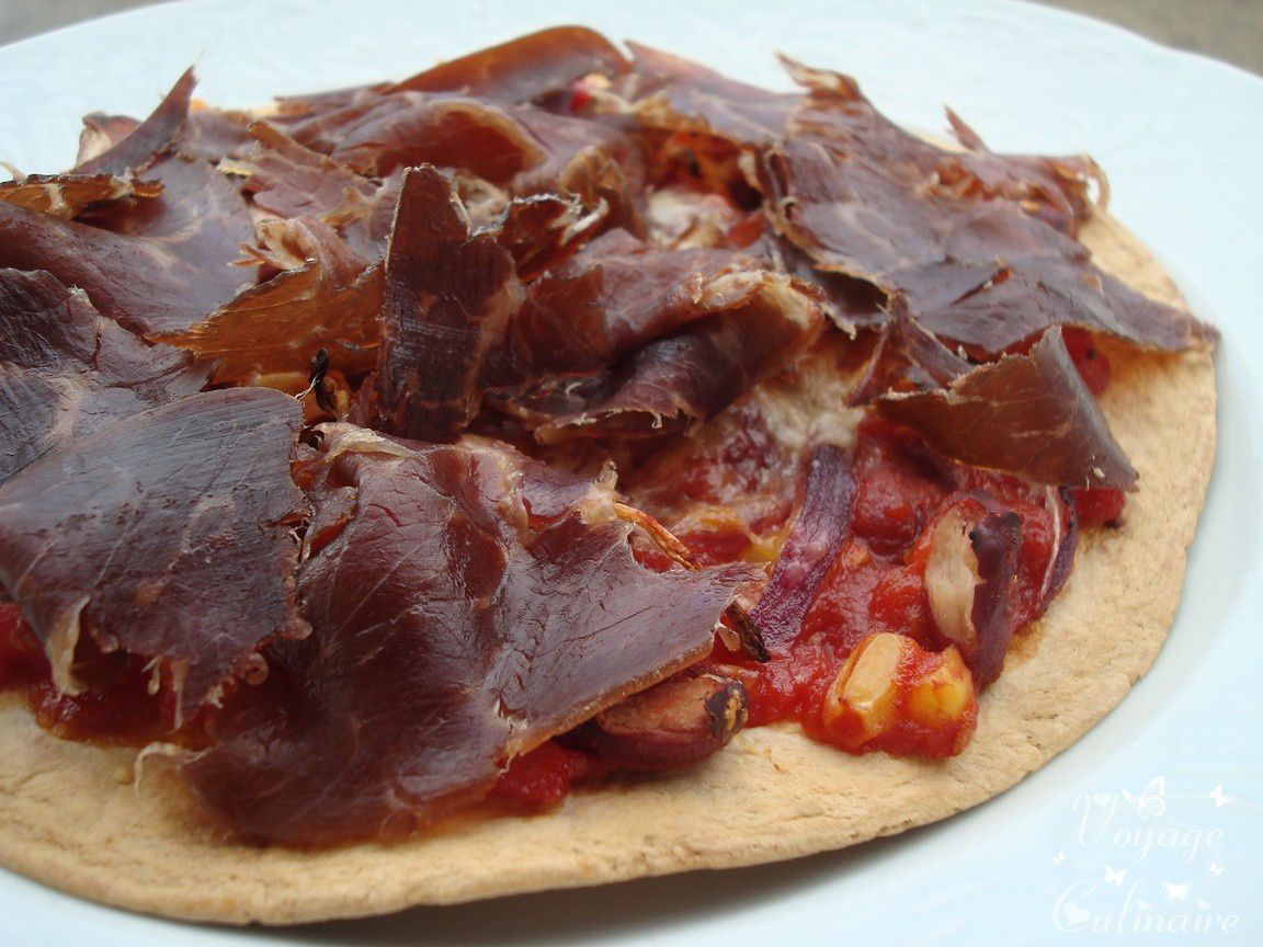 Tortipizza mexicaine - 6 pp