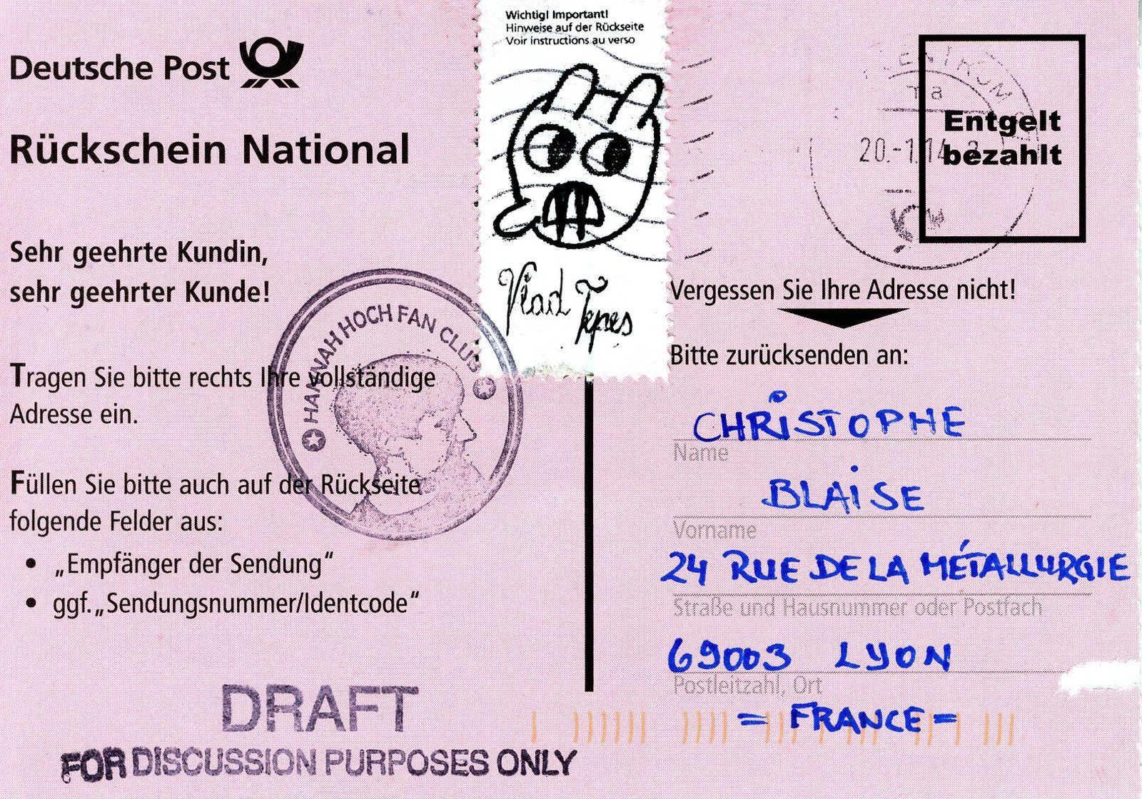 Une citation made in Germany