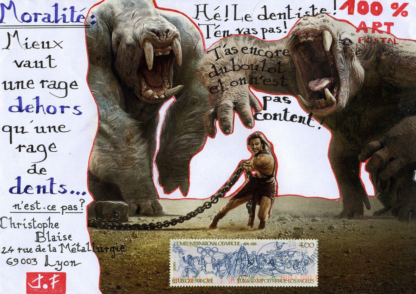 Rage de dents et patients mécontents