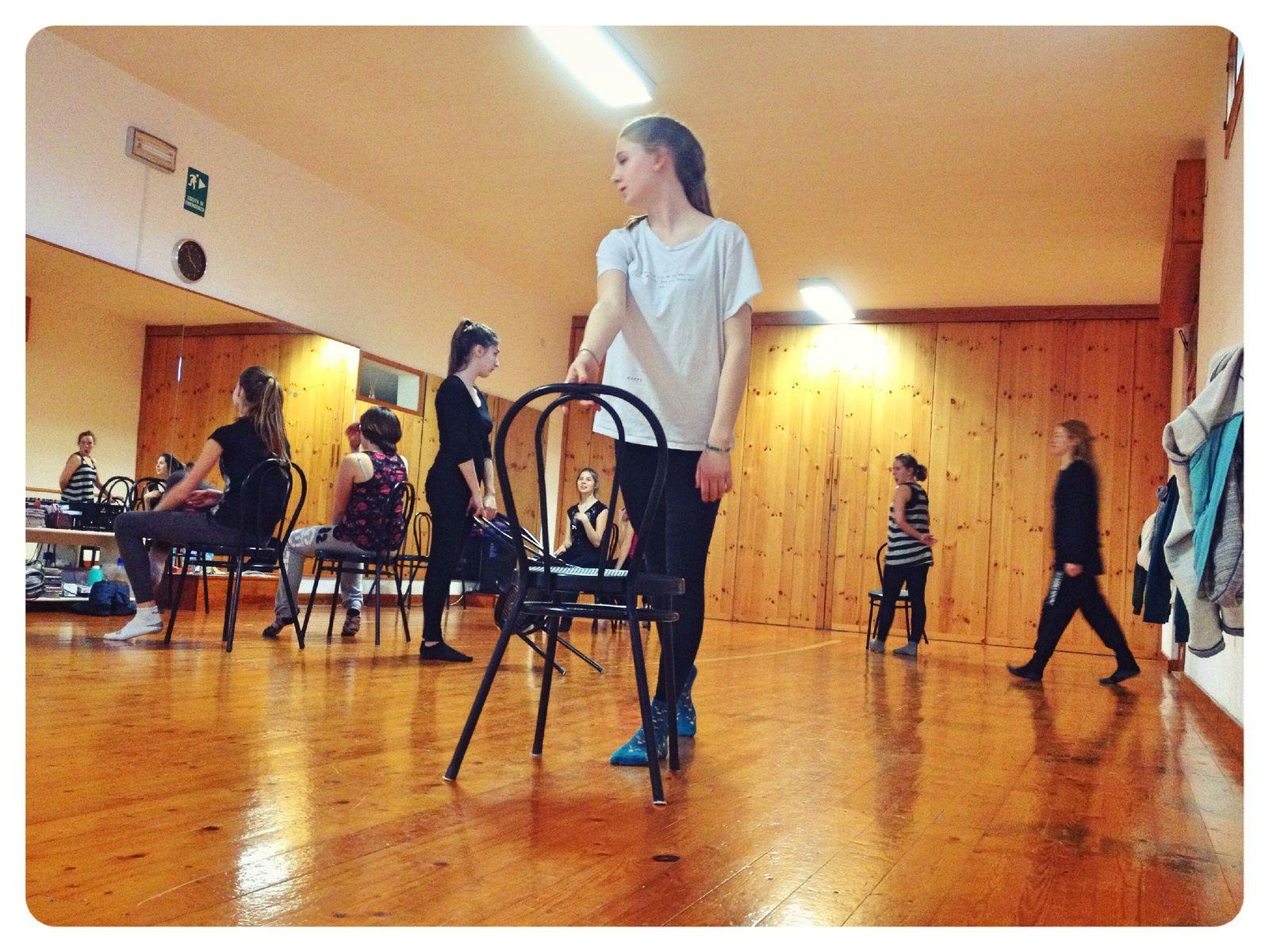 Stage intensif photo et danse