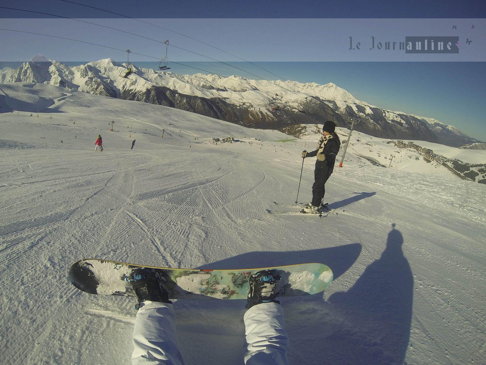 Le ski à Peyragudes...
