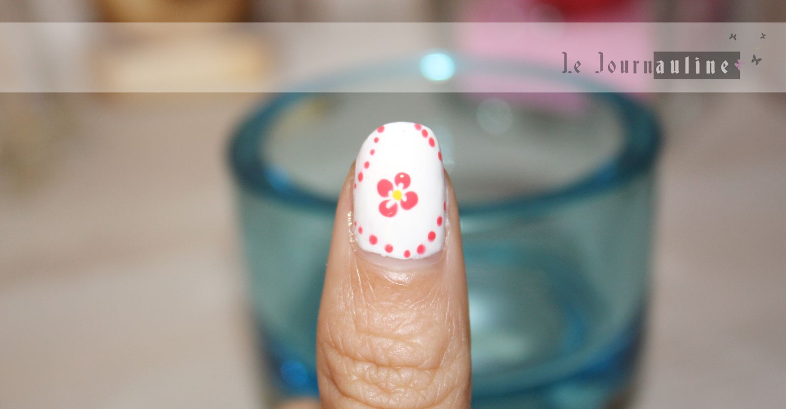 Nailart Flower Power