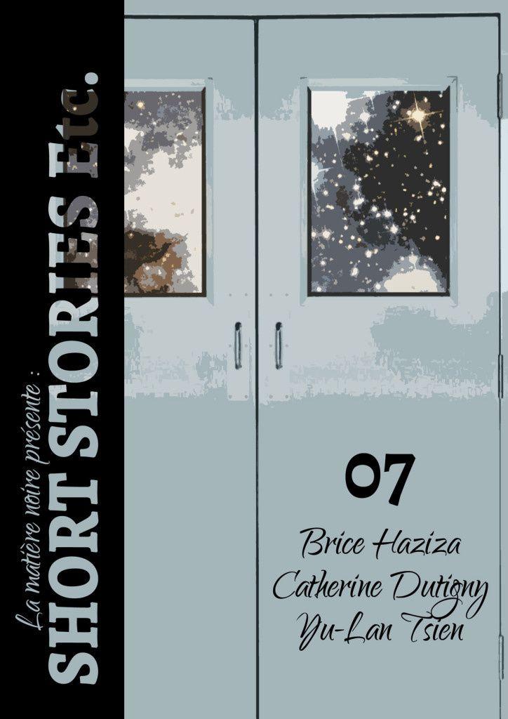 Publication sur La matière noire, Short Stories, de ma nouvelle Zigzags
