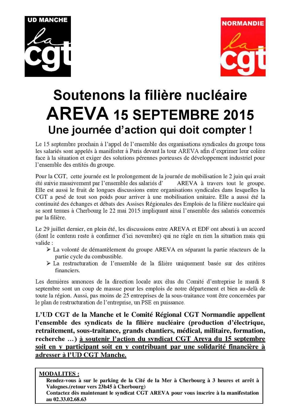 Soutenons la filière nucléaire