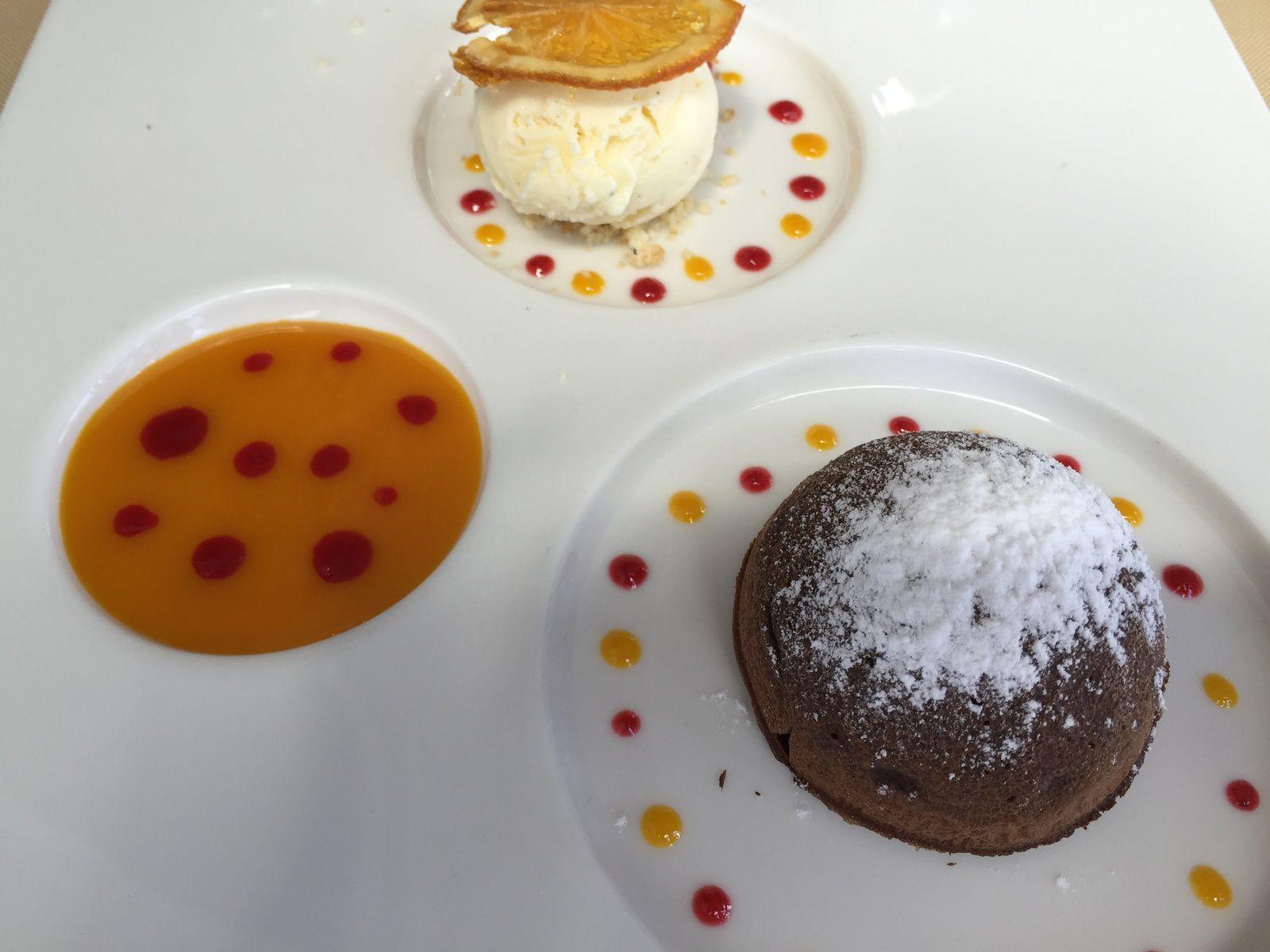 Cuisine plus raffinée dans divers hotels de prestiges.....