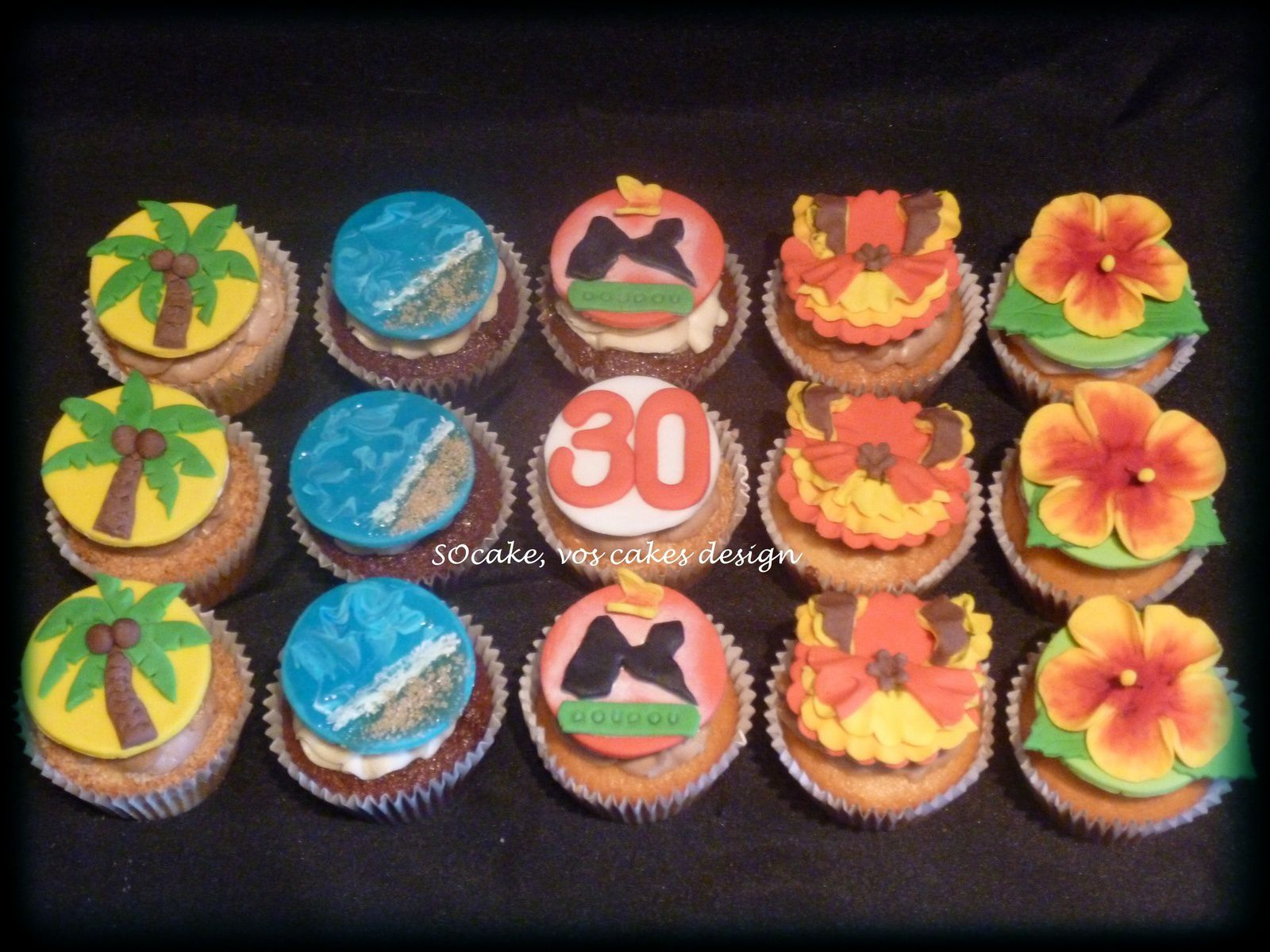 Cake Design Guadeloupe : Cupcakes Guadeloupe - SOcake ... Vos cakes design
