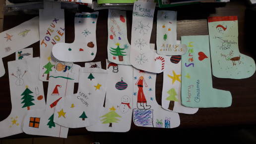 Stockings made by the 6cs