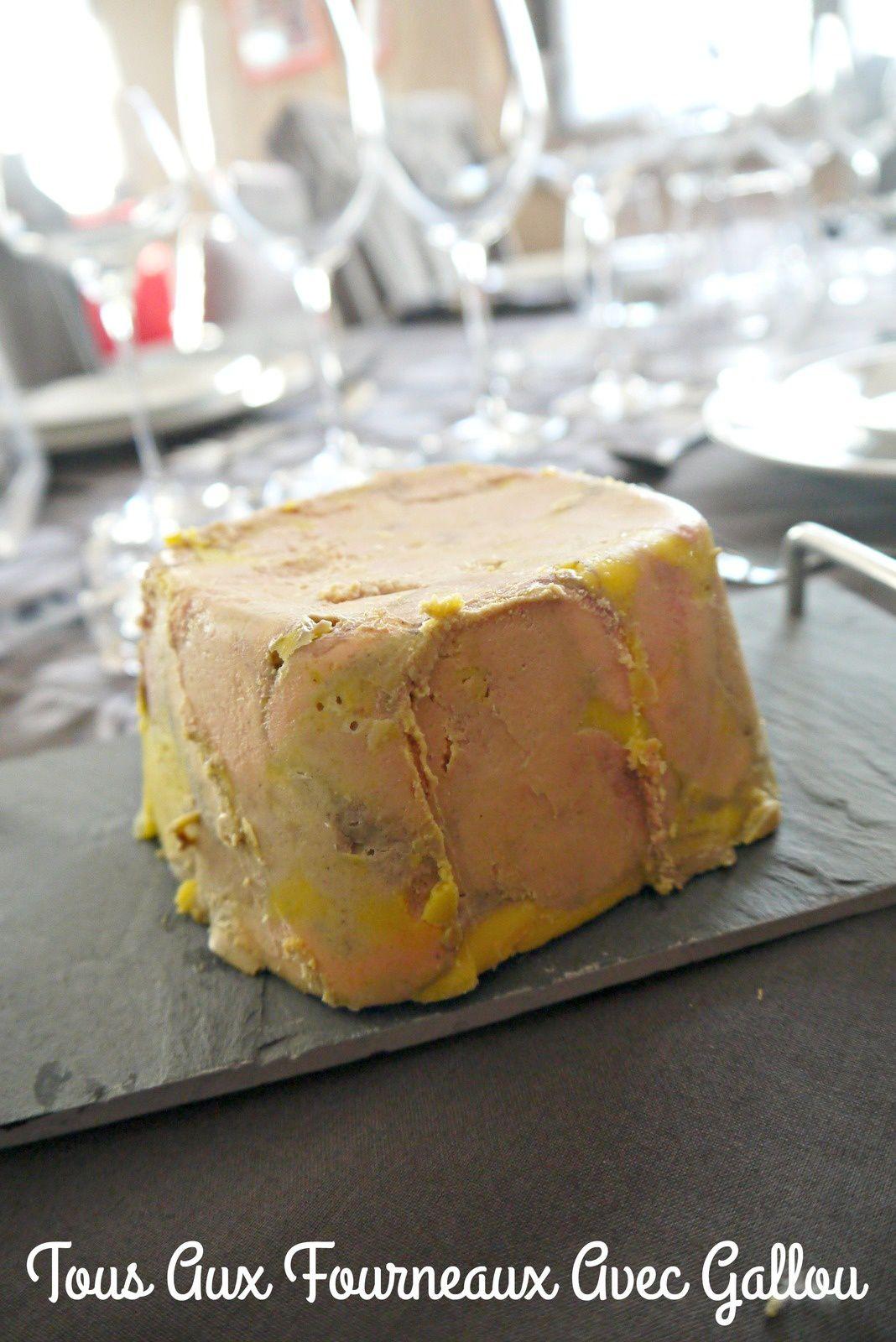 Foie Gras Maison ( Terrine Ultra Pro)