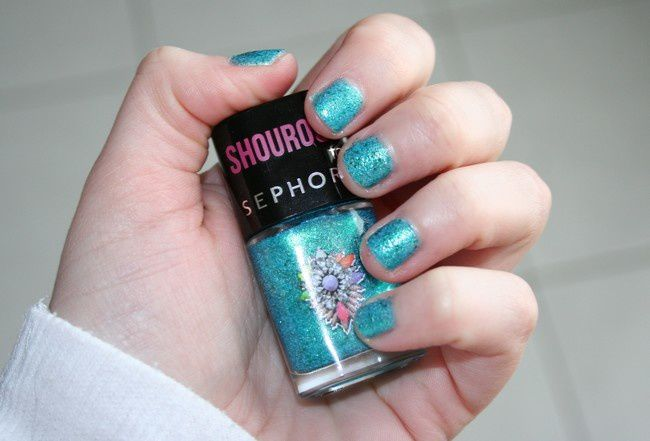 [BEAUTE] Vernis &quot&#x3B;Shourouk for Sephora&quot&#x3B; - Blue Topaz