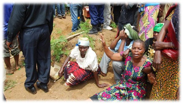 Le Nonce Apostolique en RDC et la délégation de la CENCO en visite de réconfort à Butembo-Beni