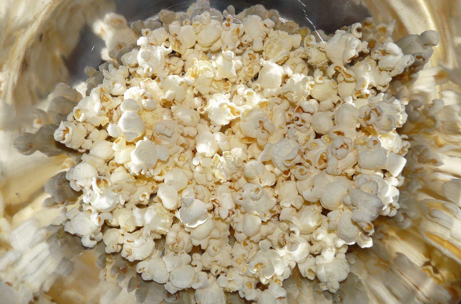 Soirée Pop Corn