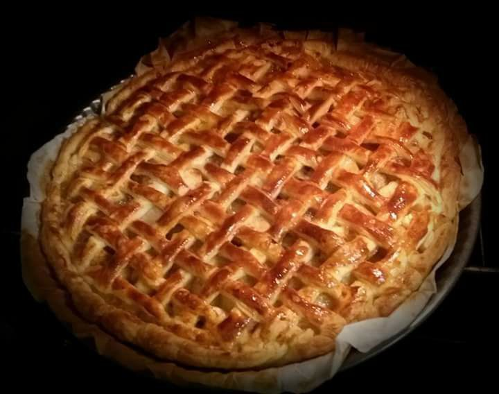 Ma apple pie
