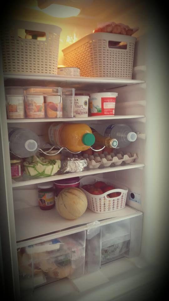 bien ranger frigo