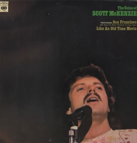 SCOTT MCKENZIE PORTE PAROLE DU MOUVEMENT HYPPIES