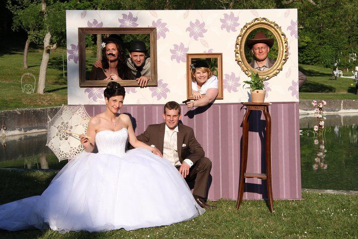 mon photo booth mon mariage au naturel. Black Bedroom Furniture Sets. Home Design Ideas