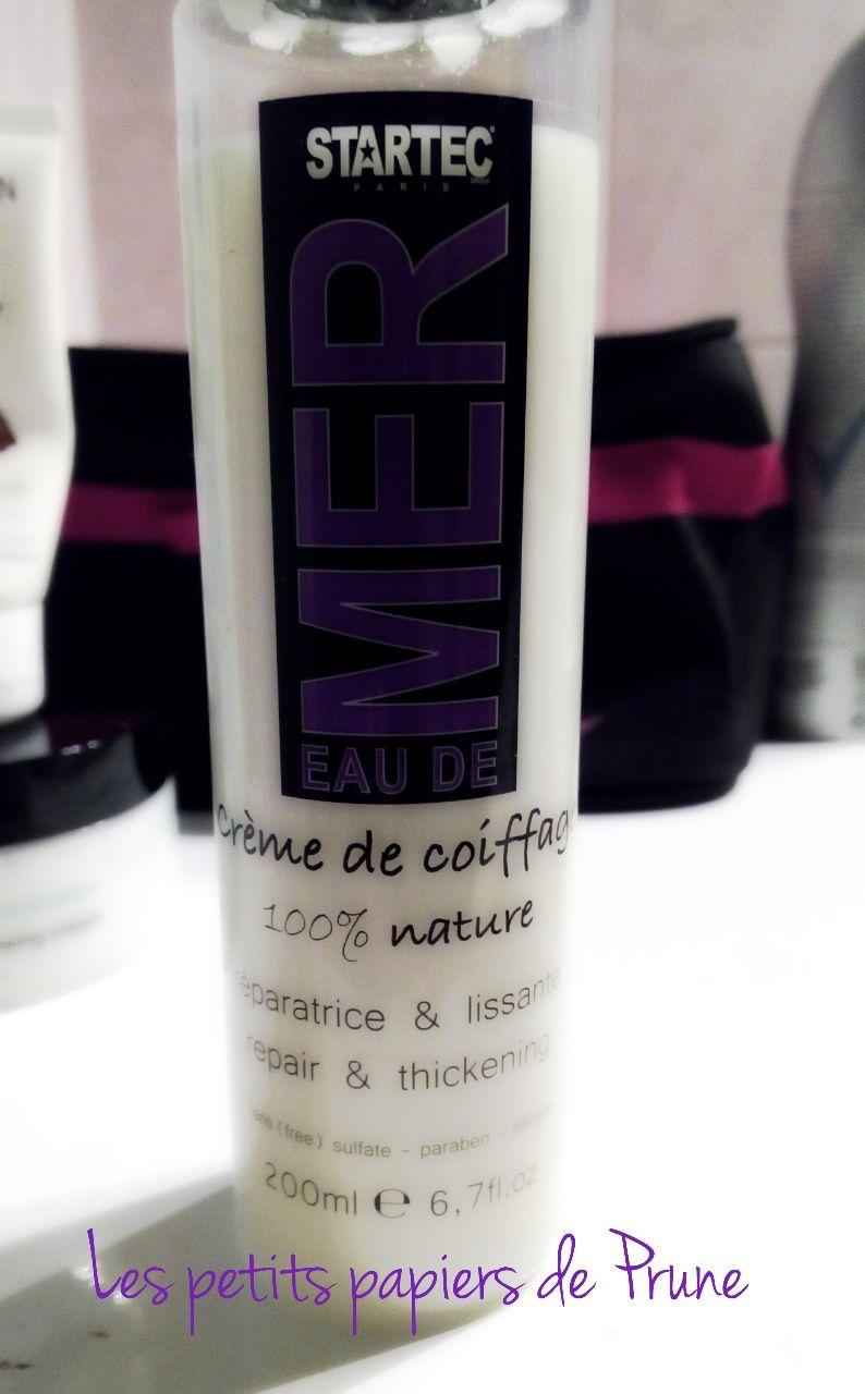 Crème de coiffage - 100% nature