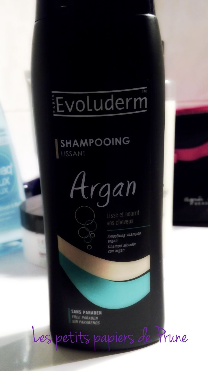 Shampoing Argan - 300mL