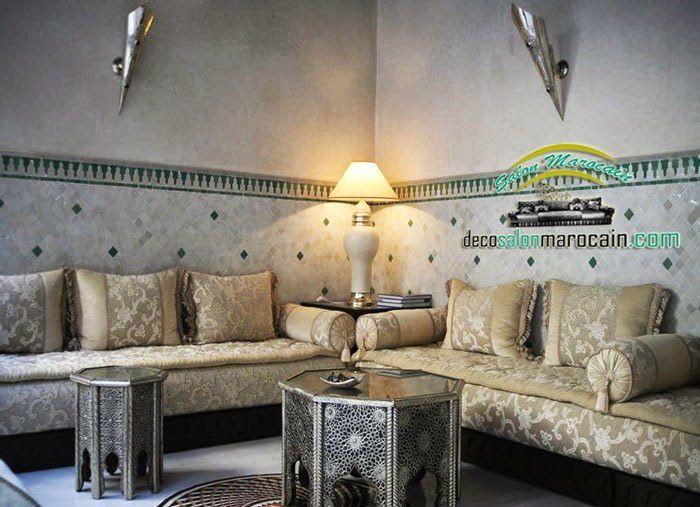 Salon Marocain Mille Nuits Et Une Nuit