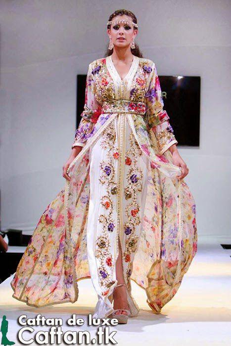 Caftan 2014 | Robe de soirée princesse d'orient