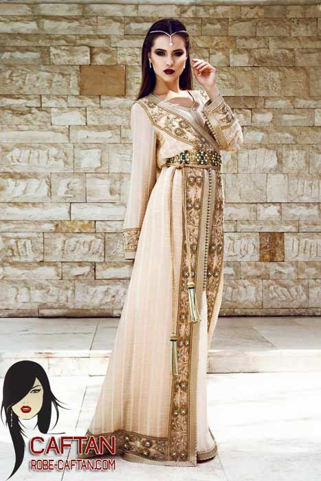 Collection caftan haute couture
