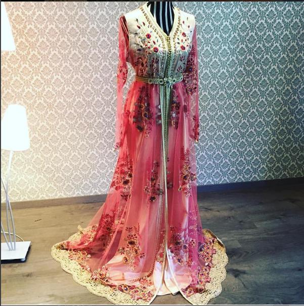 Collection Caftan Folly fashion