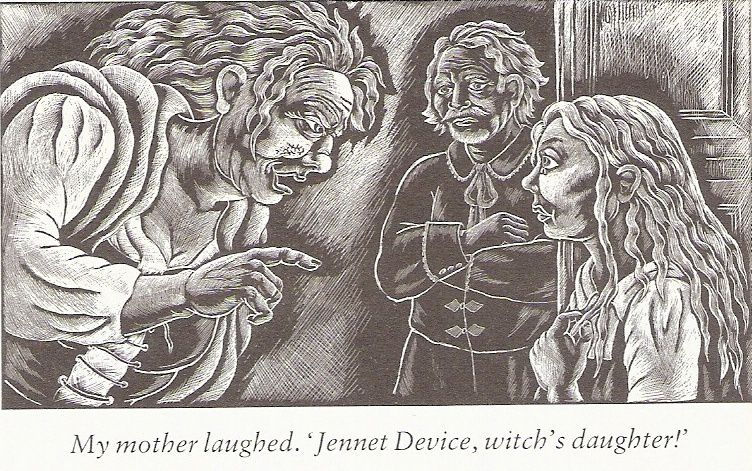 The Witches Of Pendle Book