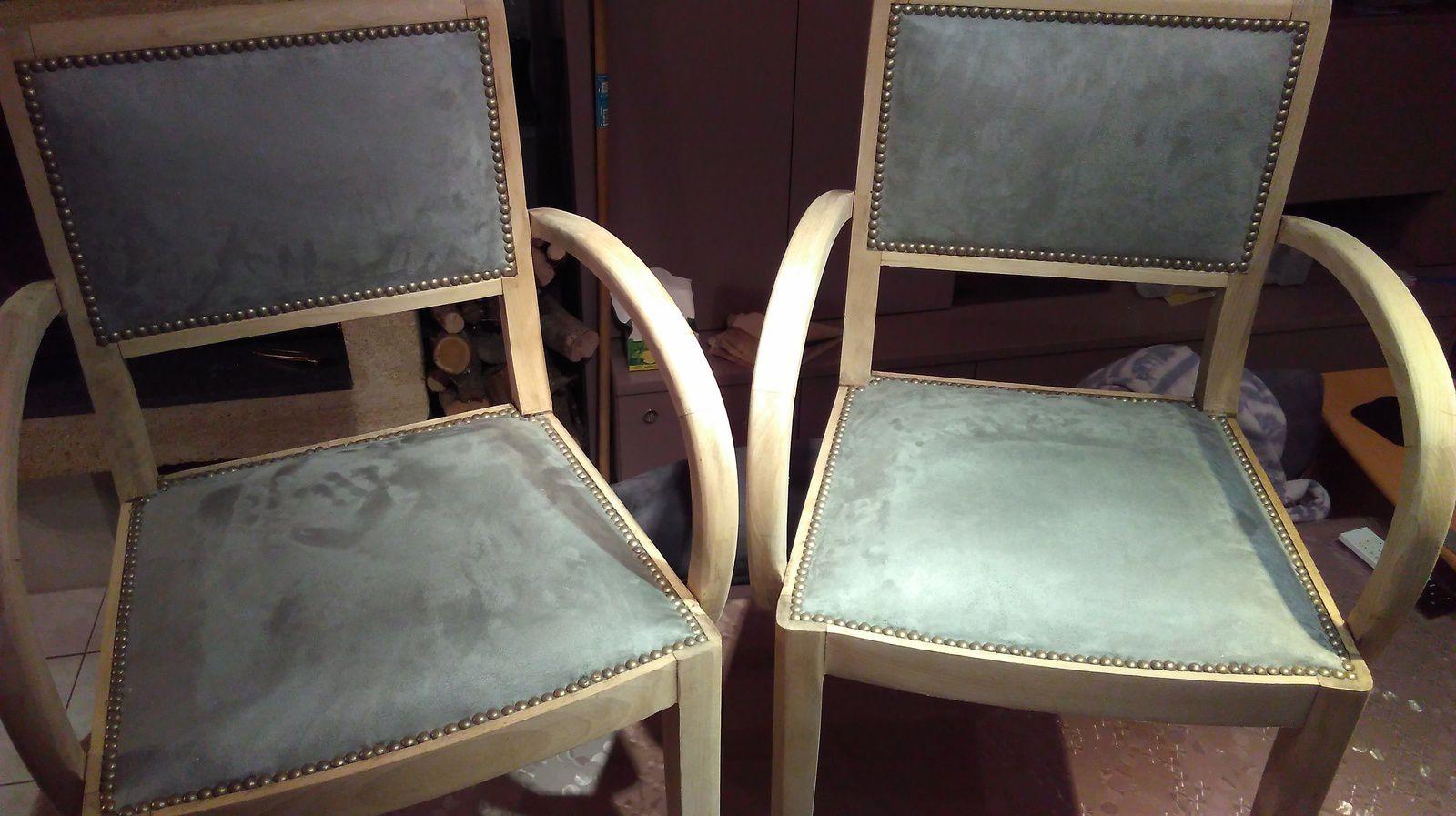 Renaissance des deux chaises