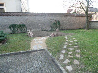 Jardin Japonais à la Médiathèque