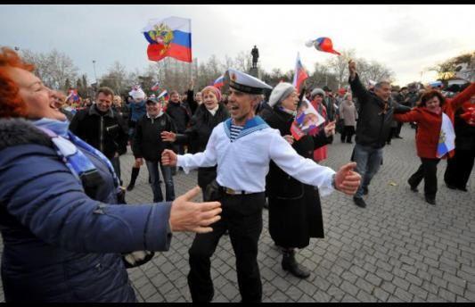 Après le référendum en Crimée...