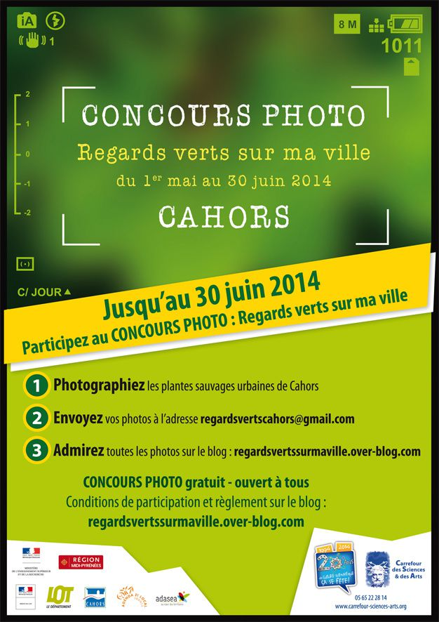 Le concours photos 2014