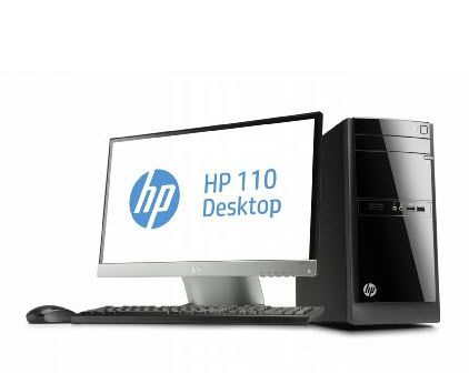 Promo : HP Pavilion 110-125EFM (100€ de réduction)