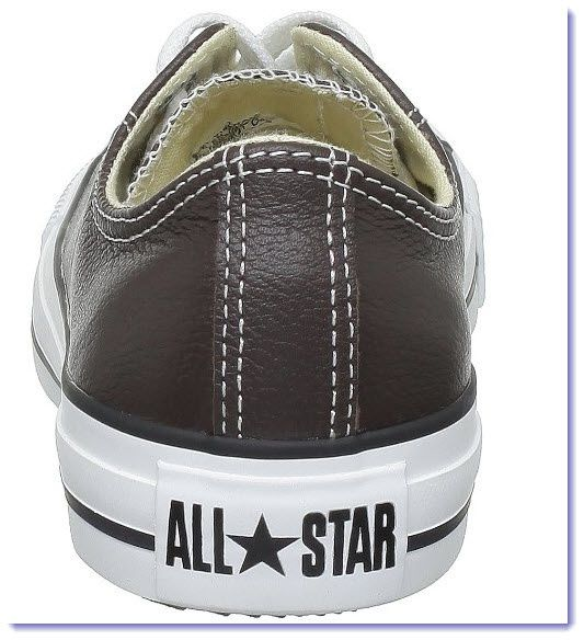 Soldes : Converse Chuck Taylor All Star Core Lea Ox