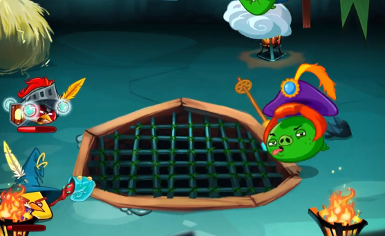 Le prochain Angry Birds sera un RPG : Angry Birds Epic (video)